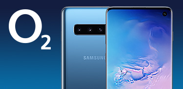 Samsung Galaxy S10 bei o2