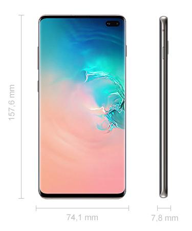 Samsung Galaxy S10 Plus Abmessungen