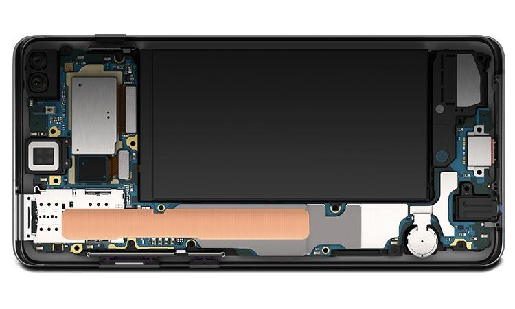 Samsung Galaxy S10 Prozessor