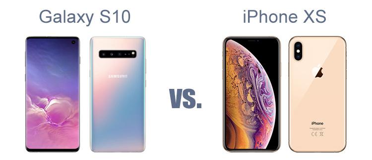 Iphone Xs Samsung Vergleich