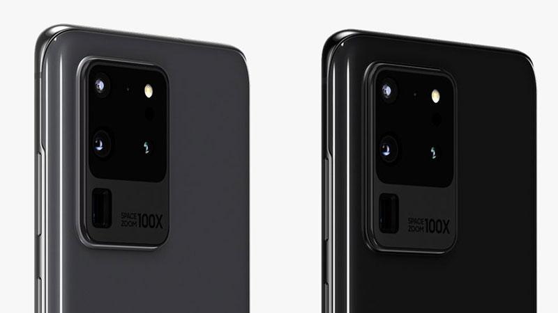 Samsung Galaxy S20 Farben: Cosmic Gray und Cosmic Black