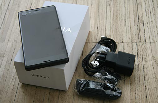 Sony Xperia X