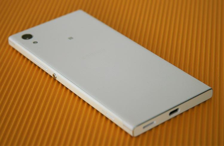 Sony Xperia XA1 Lautstärkeregler