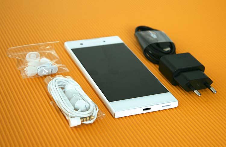 Sony Xperia XA1 Lieferumfang