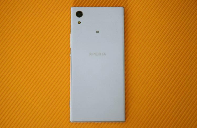 Sony Xperia XA1 Rückseite