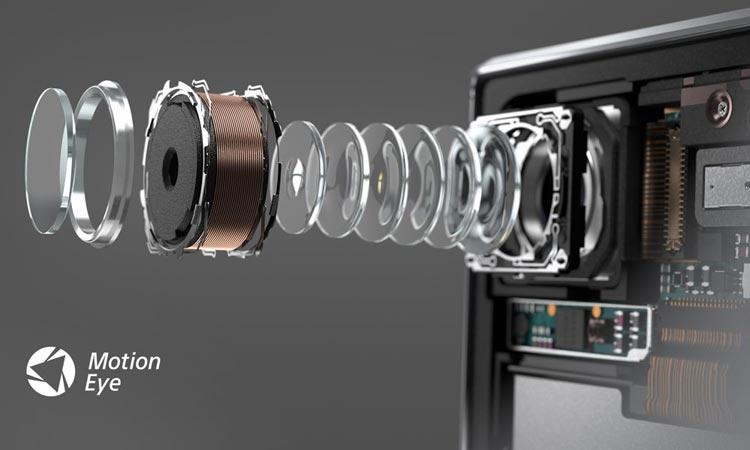 Sony Xperia XZ Premium: Motion Eye Kamera im Detail