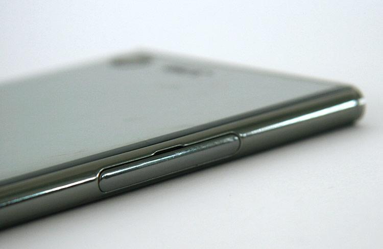 Sony Xperia XZ Premium SIM-Karten-Slot