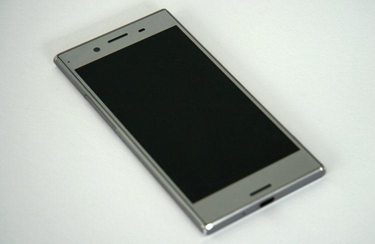 Sony Xperia XZ Premium Vorderseite