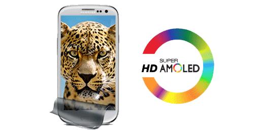 Samsung Galaxy S3 LTE mit HD Super AMOLED Technik