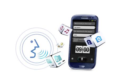Samsung Galaxy S3 LTE: Funktionen