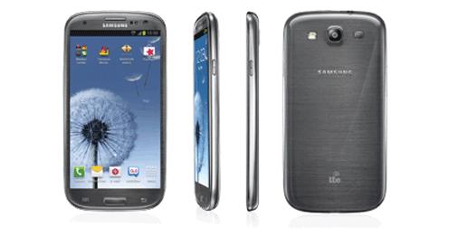 Samsung Galaxy S3 LTE 360°