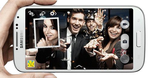 Samsung Galaxy S4 Dual Camera Funktion