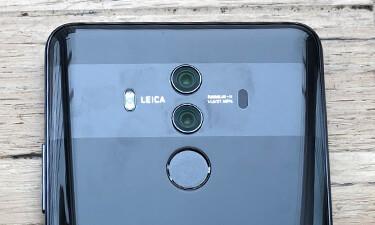 Huawei Mate 10 Pro Kamera Rückseite