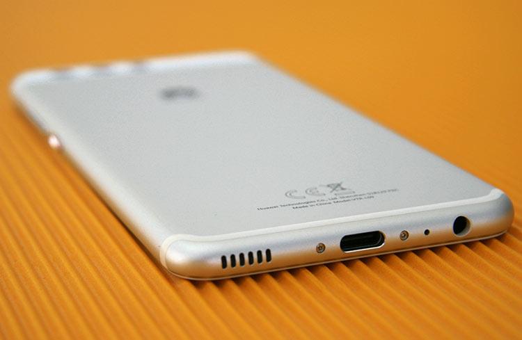 Huawei P10 USB-Anschluss
