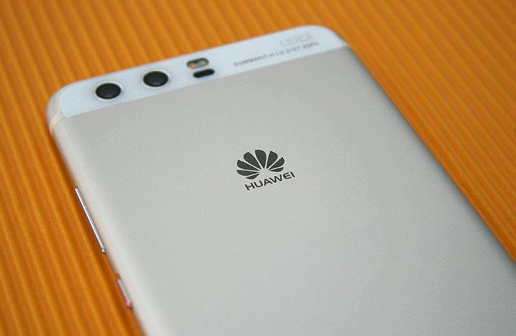 Huawei P10 Rückseite