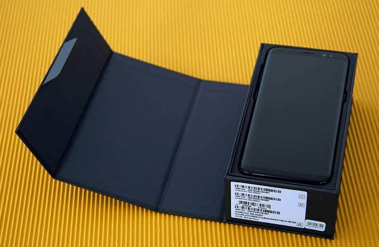 samsung galaxy s8 test bedienung ausstattung kamera. Black Bedroom Furniture Sets. Home Design Ideas