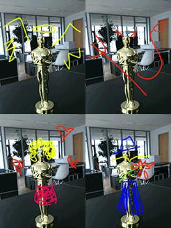 Sony Xperia T Doodle-Bilder