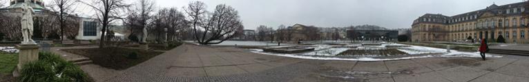 Panoramafoto mit Kamera des S3 LTE aufgenommen