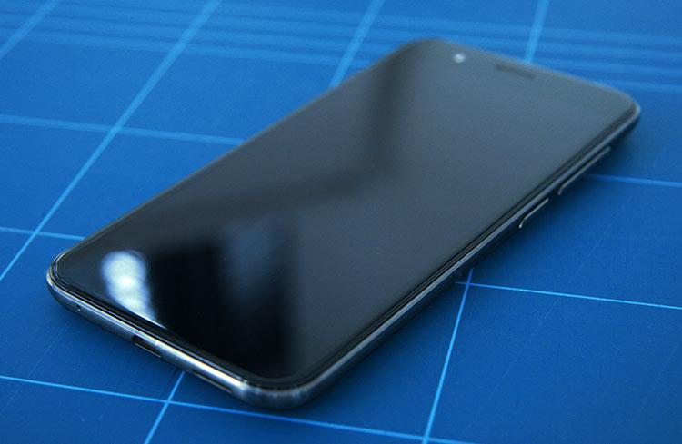 Vodafone Smart Prime 7 Schrägansicht I