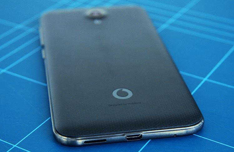Vodafone Smart Prime 7 Rückansicht II