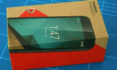 Vodafone Smart Prime 7 Verpackung